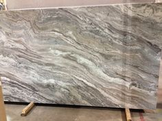 Fantasy Brown Granite - these slabs will be our countertops!