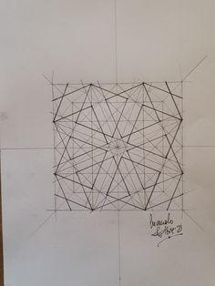 Geometry Art, Filet Crochet, Tattoos, Geometric Drawing, Tatuajes, Tattoo, Tattos, Tattoo Designs