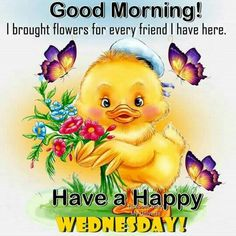 Good morning sister and all, have a Lovely Wednesday,God bless💜💙💛✌. Wednesday Morning Greetings, Happy Wednesday Pictures, Wednesday Wishes, Good Morning Wednesday, Happy Sunday Quotes, Morning Greetings Quotes, Sunday Morning Humor, Tuesday Quotes, Cute Good Morning Images