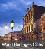 Progreso yucatan World Heritages Cities