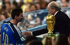 Messi was absent in the final,says Mario Kempes Lionel Messi, Messi 10, Fifa 2014 World Cup, Brazil World Cup, Ballon D'or, James Rodriguez, Fc Barcelona, Meme Messi, America's Cup