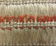 """Conserving """"Curiosities"""": A Red Woollen Thread Maori Designs, Maori Art, Textiles, Native Style, Weaving Art, Weaving Techniques, Sewing Projects, Knitting, Melbourne Cup"""