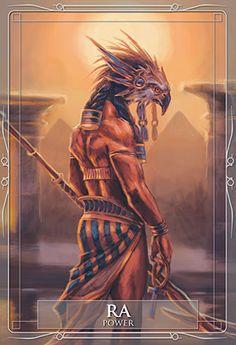 Rá deus sol da criação pai de Shu e Tefnut