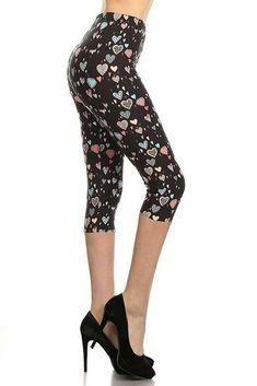 30f5b99c5734a Leggings Depot Capri Reg/Plus Women'S Buttery Popular Prints Bat8 #fashion  #clothing #shoes #accessories #womensclothing #leggings (ebay link)