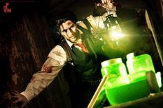 The Evil Within - Sebastian Castellanos by Hikari-Kanda on DeviantArt