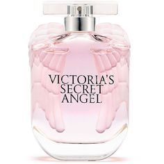 Victoria's Secret Victoria's Secret Angel Perfume found on Polyvore featuring polyvore, beauty products, fragrance, perfume, makeup, beauty, accessories, fillers, parfum fragrance and victoria secret fragrances