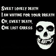 Misfits, Glenn Danzig, one last caress lyrics Music Is Life, My Music, Jerry Only, Misfits Band, Danzig Misfits, Glenn Danzig, Cool Lyrics, Arte Horror, Tattoo
