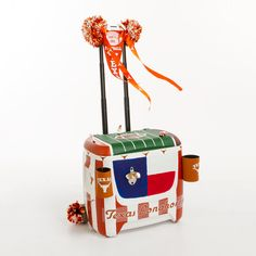 Tips for decorating your TX / OU cooler