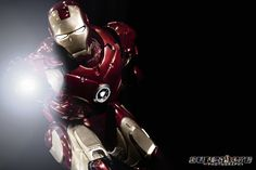Ironman  Model: Rick Stafford  Photography: SuperHero Photography by Adam Jay