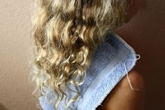 Coconut Oil for Dry Curly Hair 5