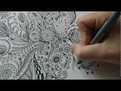 LOVE, pen & paper :: Ulrike Hirsch - YouTube