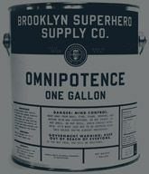 Omnipotence in a can!