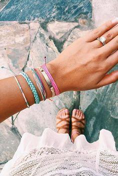 Casual Days + Pura Vida Bracelets
