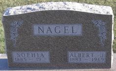 NAGEL, ALBERT J. - Allamakee County, Iowa | ALBERT J. NAGEL