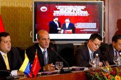 Convenios entre Venezuela y China fortalecidos