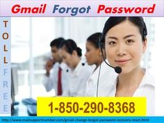 Are you not able to log in into your account because of Gmail Forgot Password 1-850-290-8368 issue? Then you don't need to worry. Simply go to the Google recovery page and find the options to solve your problem. It is very easy and very less time consuming. You only need to follow the instructions and your job will be done. For more details : http://www.mailsupportnumber.com/gmail-change-forgot-password-recovery-reset.html