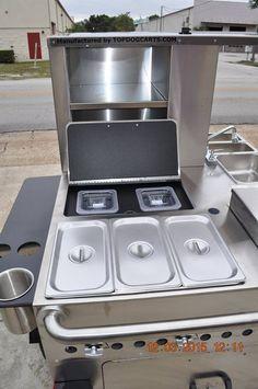 Mobile Food Carts #topdogcarts