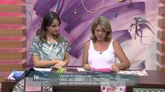 Mulher.com 16/10/2014 Claudia Ferreira - Sacola em patchglue Parte 1/2
