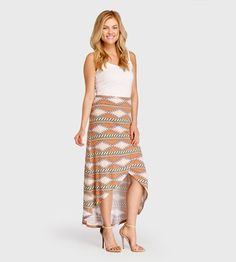 Union Square Skirt #sustinable #eco #organic #recycled #cotton #summer #style