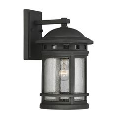 Savoy House Lighting Upton Black Outdoor Wall Light | 5-361-BK | Destination Lighting