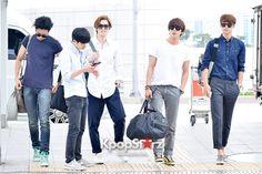airport cnblue fashion