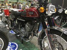 Yamaha YR3 350cc 1969