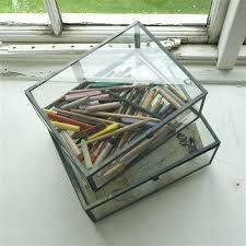 nkuku - glass boxes