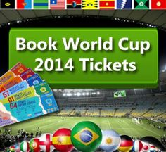 2014 World Cup Football Tickets. At the top of all football events, Football World Cup is the world's primary football competition. Football Ticket, World Cup 2014, Competition, Events, Ads, Books, Libros, Book, Book Illustrations