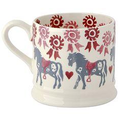 Personalised Pony Baby Mug 2013 (Discontinued June 2014)