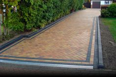 brick patterns for driveways - Google Search