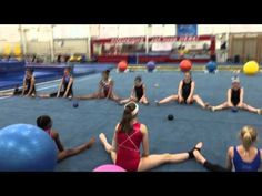 Pushing verses pulling! Fun with medicine ball! - YouTube