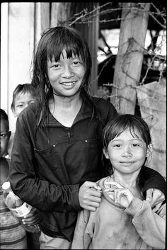 Beautiful Cambodian children. Photographer: Ronn Aldaman