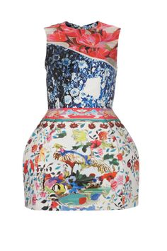 Mary Katrantzou for Topshop, well, we don't have one of those either, but they have an e-shop right?