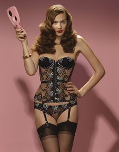 Petunia -- Spring Summer 2014 from Agent Provocateur