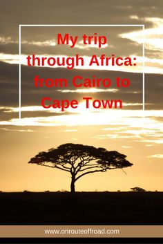 An international travel blog from a Dutchie. My travel experiences crossing Africa from Cairo to Cape Town.