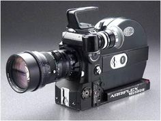 Visual Products - Equipment For Sale - 16mm Cameras - Standard 16mm Packages - Arri SRII with Zeiss T2 MkI Camera Package