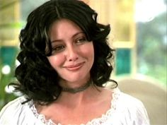 Shannen Doherty From Old Beverly Hills 90210 Tv Shows As  Prudence Brenda Prue Shannen Halliwell-Treadeau.