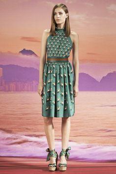 Resort 2014 Trend: Prints Charming (Gucci Resort 2014) [Courtesy Photo]