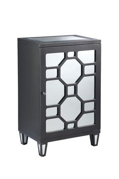Regency Gunmetal Cabinet by Every Style Furniture Blowout on @HauteLook