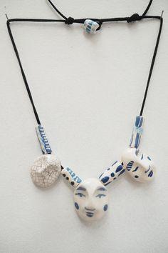 Ocean 3 face necklace