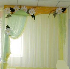 new nursery curtains - the best kids curtain designs ideas 2018 How to choose the best nursery curtains for kid's room, which colors to choose for curtains in the nursery, new kids curtains All types of nursery curtains 2018 Nursery Curtains, Kids Curtains, Cool Curtains, Curtains And Draperies, Curtains 2018, Valances, Bed Cover Design, Pelmets, Curtain Designs