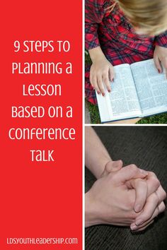 9 Steps to Planning a Lesson Based on a Conference Talk Relief Society Lesson Helps, Relief Society Lessons, Relief Society Activities, Relief Society Handouts, Conference Talks, General Conference, Lds Talks, Lds Church, Church Ideas