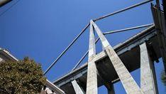 Works planned to repair Morandi bridge, government wants Autostrade and Atlantia to foot bill Genoa, Benetton, Utility Pole, It Works, Bridge, How To Plan, History, Historia, Bro