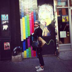 #nyc #graffiti #brooklyn