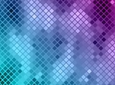Abstract trend color neon background vector set