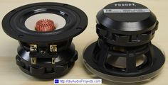 Tang Band W3-1878 Full-range Speaker Drivers