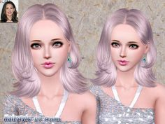 Sims 3 Finds - Hair-120 by Skysims at The Sims Resource