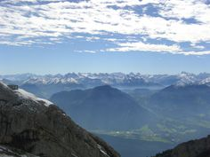 A view from the Top, Pilatus