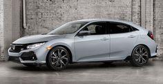 Honda Reveals 2017 Civic Hatchback, Landing At US Dealers In September #Honda #Honda_Civic