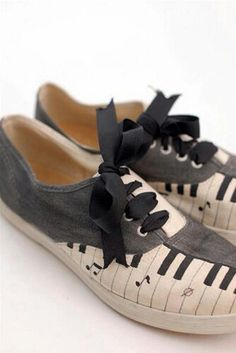 Piano Shoes